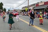 20227 Vashon Strawberry Festival Grand Parade 2014 071914