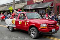 20235 Vashon Strawberry Festival Grand Parade 2014 071914