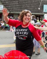 20253 Vashon Strawberry Festival Grand Parade 2014 071914