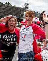20254 Vashon Strawberry Festival Grand Parade 2014 071914
