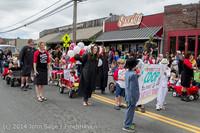 20266 Vashon Strawberry Festival Grand Parade 2014 071914