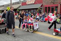 20274 Vashon Strawberry Festival Grand Parade 2014 071914