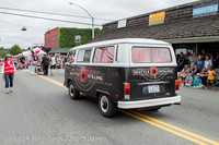 20295 Vashon Strawberry Festival Grand Parade 2014 071914