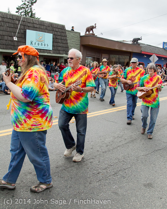 20300 Vashon Strawberry Festival Grand Parade 2014 071914