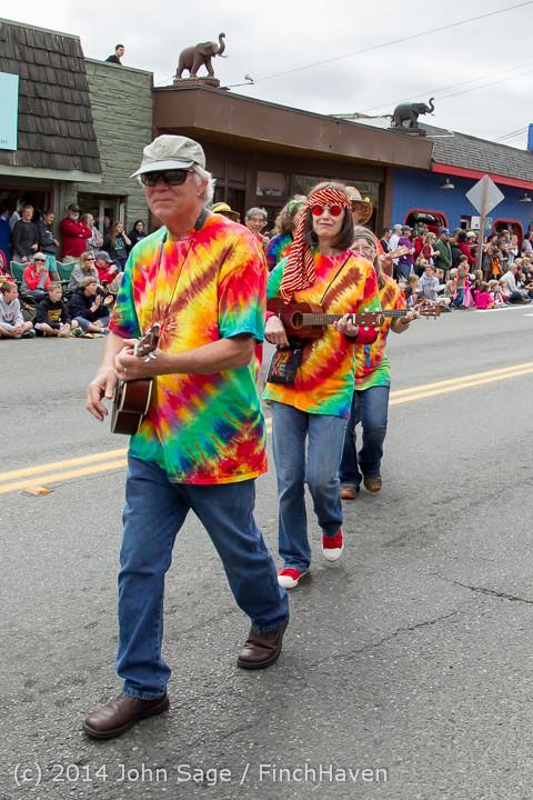 20303 Vashon Strawberry Festival Grand Parade 2014 071914