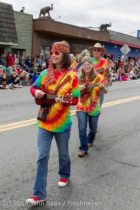 20304 Vashon Strawberry Festival Grand Parade 2014 071914