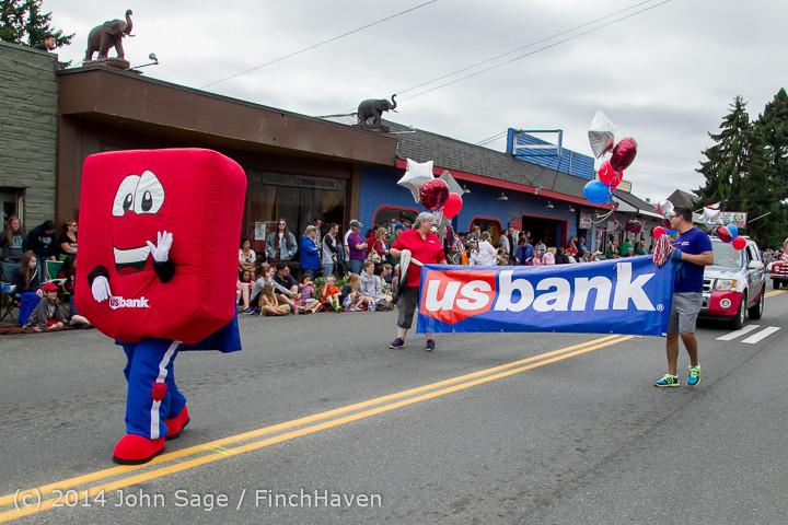 20337 Vashon Strawberry Festival Grand Parade 2014 071914