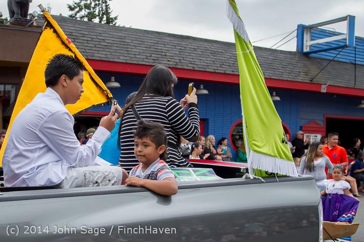 20381 Vashon Strawberry Festival Grand Parade 2014 071914