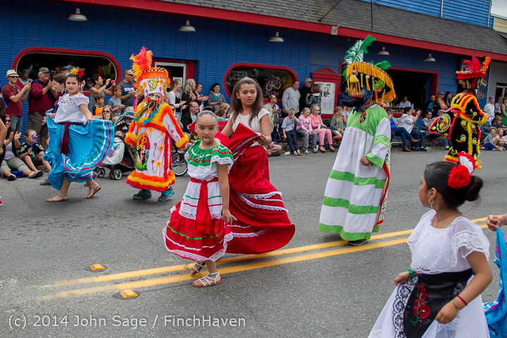 20390 Vashon Strawberry Festival Grand Parade 2014 071914