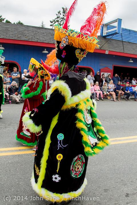 20399 Vashon Strawberry Festival Grand Parade 2014 071914