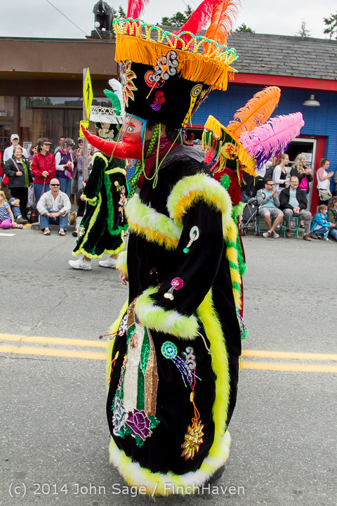 20400 Vashon Strawberry Festival Grand Parade 2014 071914