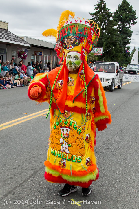 20401 Vashon Strawberry Festival Grand Parade 2014 071914