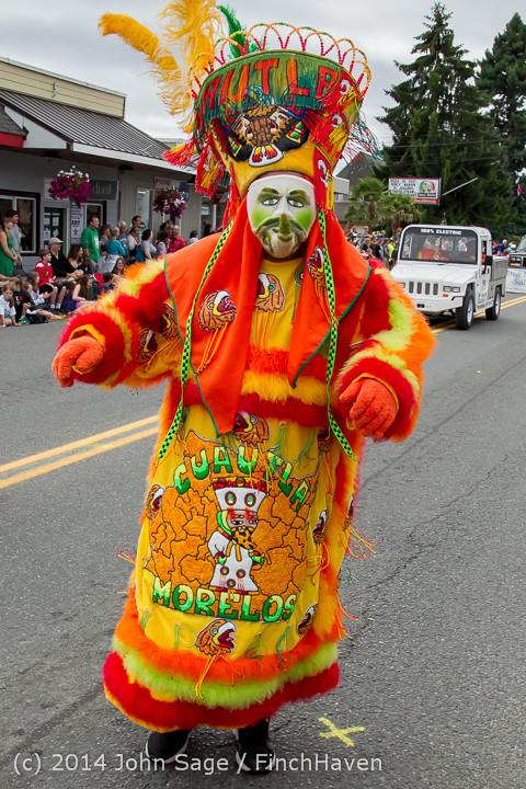 20402 Vashon Strawberry Festival Grand Parade 2014 071914