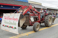 20436 Vashon Strawberry Festival Grand Parade 2014 071914