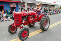 20440 Vashon Strawberry Festival Grand Parade 2014 071914
