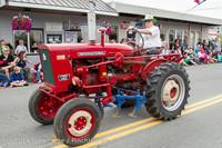 20455 Vashon Strawberry Festival Grand Parade 2014 071914