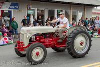 20460 Vashon Strawberry Festival Grand Parade 2014 071914
