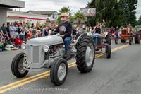 20462 Vashon Strawberry Festival Grand Parade 2014 071914