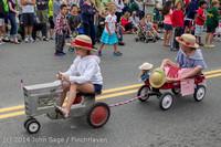 20486 Vashon Strawberry Festival Grand Parade 2014 071914