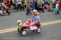 20488 Vashon Strawberry Festival Grand Parade 2014 071914