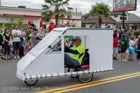20490 Vashon Strawberry Festival Grand Parade 2014 071914