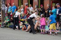 20525 Vashon Strawberry Festival Grand Parade 2014 071914