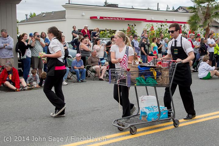 20535 Vashon Strawberry Festival Grand Parade 2014 071914