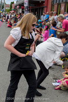 20536 Vashon Strawberry Festival Grand Parade 2014 071914