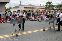 20538 Vashon Strawberry Festival Grand Parade 2014 071914