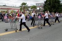 20539 Vashon Strawberry Festival Grand Parade 2014 071914