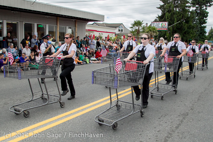 20541 Vashon Strawberry Festival Grand Parade 2014 071914