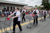 20544 Vashon Strawberry Festival Grand Parade 2014 071914