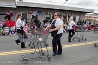 20546 Vashon Strawberry Festival Grand Parade 2014 071914