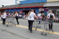20548 Vashon Strawberry Festival Grand Parade 2014 071914