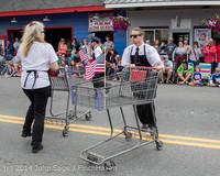 20554 Vashon Strawberry Festival Grand Parade 2014 071914