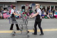 20556 Vashon Strawberry Festival Grand Parade 2014 071914