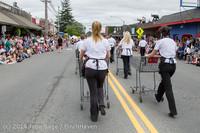 20558 Vashon Strawberry Festival Grand Parade 2014 071914