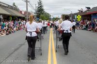 20559 Vashon Strawberry Festival Grand Parade 2014 071914