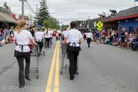 20560 Vashon Strawberry Festival Grand Parade 2014 071914