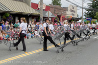 20563 Vashon Strawberry Festival Grand Parade 2014 071914