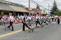 20569 Vashon Strawberry Festival Grand Parade 2014 071914