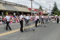 20572 Vashon Strawberry Festival Grand Parade 2014 071914
