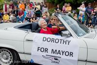20581 Vashon Strawberry Festival Grand Parade 2014 071914