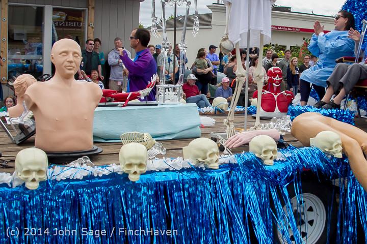 20617 Vashon Strawberry Festival Grand Parade 2014 071914