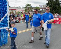 20620 Vashon Strawberry Festival Grand Parade 2014 071914