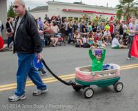 20624 Vashon Strawberry Festival Grand Parade 2014 071914
