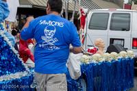20625 Vashon Strawberry Festival Grand Parade 2014 071914