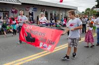 20639 Vashon Strawberry Festival Grand Parade 2014 071914