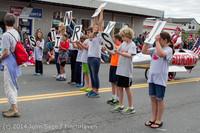 20643 Vashon Strawberry Festival Grand Parade 2014 071914