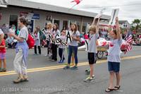 20646 Vashon Strawberry Festival Grand Parade 2014 071914